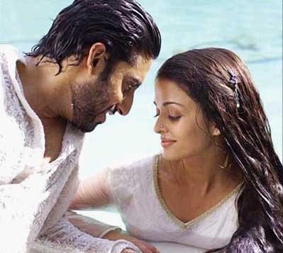 aishwarya and abhishek similitude