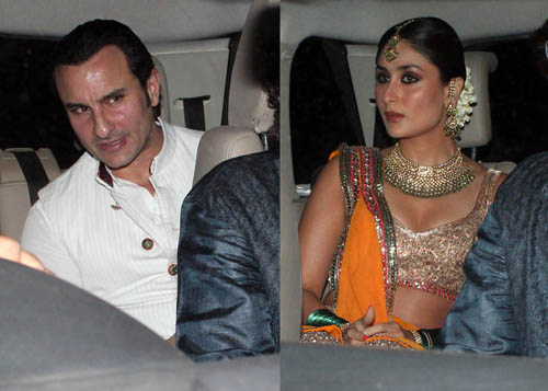 Saif Kareena wedding photos